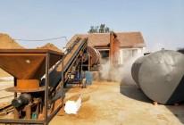 沙子烘干机系统之除尘设备运维要点介绍