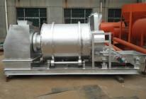 沙子烘干机废气电收尘的工艺流程
