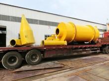 大型沙子烘干机发往广东深圳