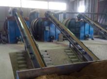 河北保定三筒沙子烘干机投产