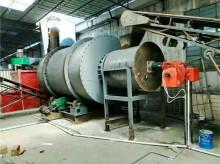 生物质造粒机厂内试机