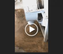 电加热小型沙子烘干机