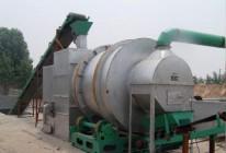 怎么应对河沙烘干机设备筒体下沉