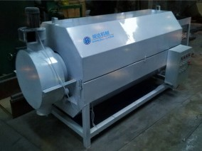 电加热沙子烘干机 1吨/时