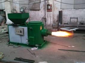 30万大卡生物质燃烧炉