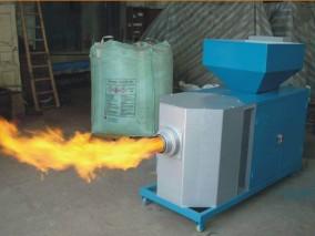 120万大卡生物质燃烧炉