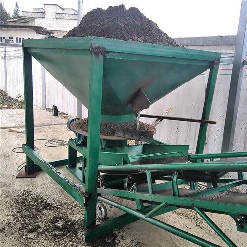 湖北利川客户-沙子烘干机厂家
