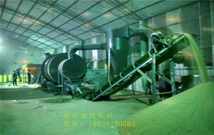大型河沙烘干机