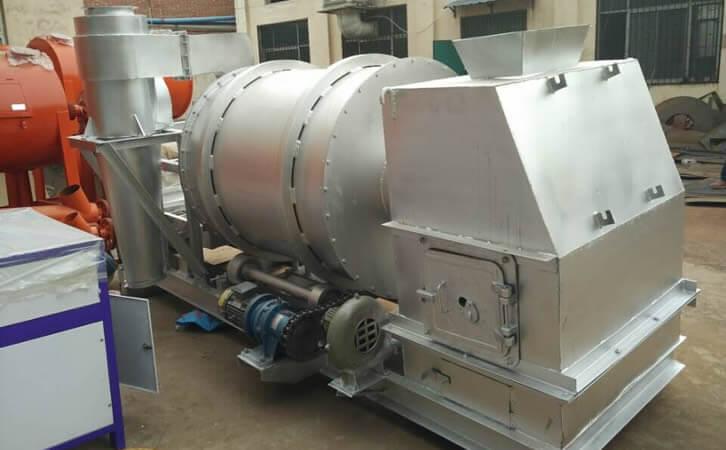 沙子烘干机厂家成长中如何进行有效的放权?