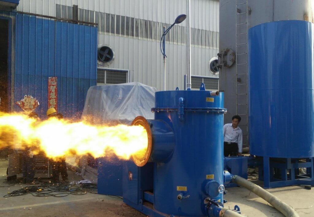 生物质燃烧炉