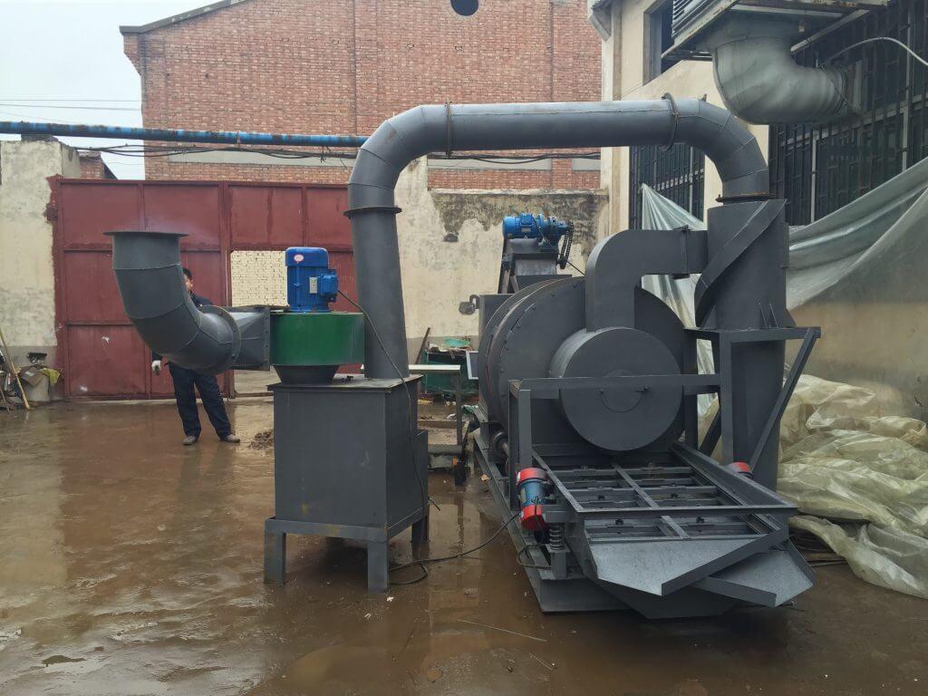 河沙烘干机